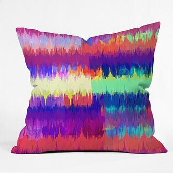Holly Sharpe Indian Nights Throw Pillow