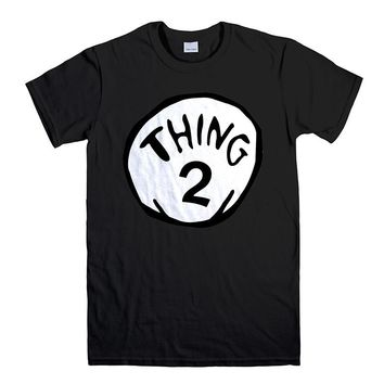 THING 2 Cat in The Hat Men's T-Shirt