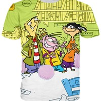 Ed, Edd, and Eddy T-Shirt