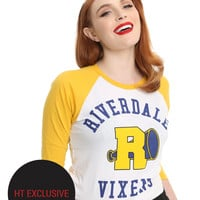 Riverdale Vixens Girls Raglan Hot Topic Exclusive