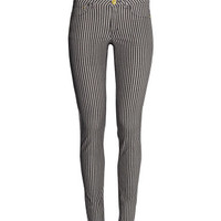 Superstretch trousers - from H&M