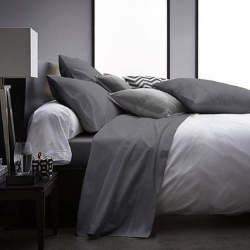 4 Piece: Ultra Soft 1800 Series Bamboo Bed Sheets (6 Colors)