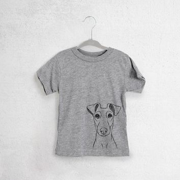 Tanner the Fox Terrier - Kids/Youth/Toddler Shirt