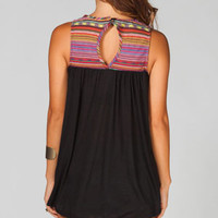 OTHERS FOLLOW Fawn Womens Top