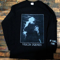 Virgin Prunes Long Sleeve T-Shirt