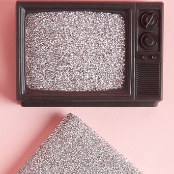 What's Mine is Chores TV Sponge Set