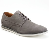 Marc Anthony Men's Casual Oxford Shoes (Grey)