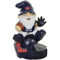 Mississippi Rebels Thematic Gnome II - http://www.shareasale.com/m-pr.cfm?merchantID=7124&userID=1042934&productID=555874011 / Ole Miss Rebels