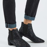 Krazy Glitter Boots - New In Shoes - New In