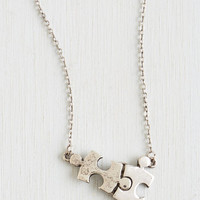 ModCloth We Fete Together Necklace