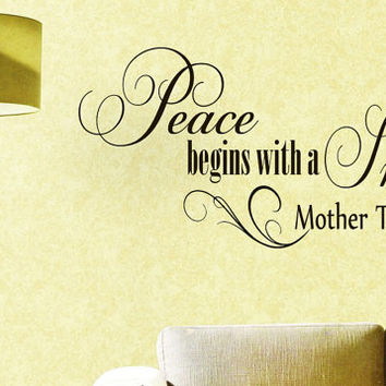Best Mother Teresa Wall Quotes Products on Wanelo