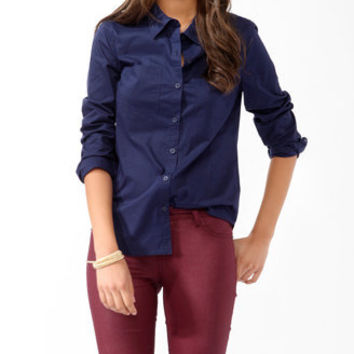 Essential Fitted Shirt