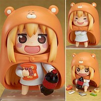 Anime Figure Cute Negroid Dona Action figure Model Toy