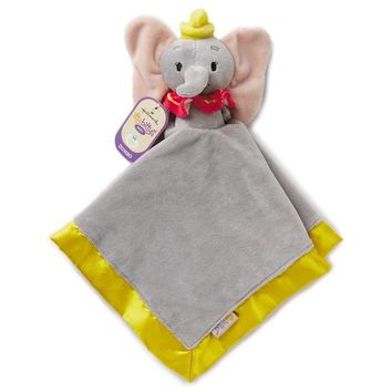 Disney Hallmark Itty Bittys Baby Lovey Dumbo Plush New with Tags