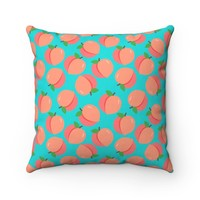 Throw Pillow- Just Peachy