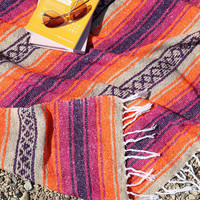 Stake My Spot Mexican Blanket