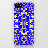 Radiate (Gold Royal) iPhone Case by Jacqueline Maldonado | Society6