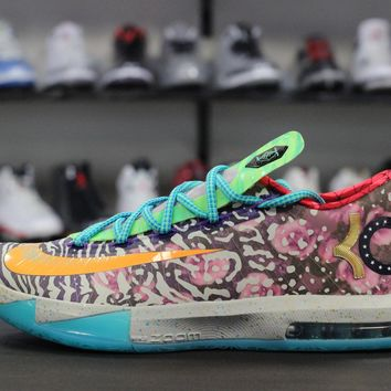 HCXX Nike KD 6 What The
