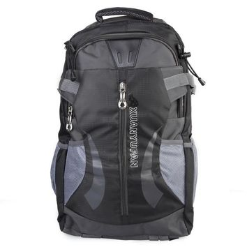 Sports gym bag Waterproof Nylon Leather Outdoor Sports Backpack Lightweight Trunk Athletic Sport Travel Bags Durable Climbing Softback Bags KO_5_1