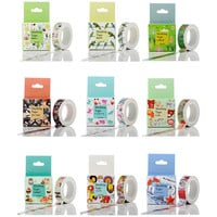 Japanese Washi Tape Decorative Scotch Tape Decorative Tapes Scrapbook Paper  Masking Sticker Set Photo Album Washi Tape Set