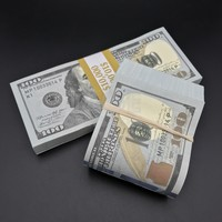 $20,000 Full Print New Style Fat Band & Stack