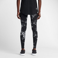 The Nike International Women's Printed Leggings.