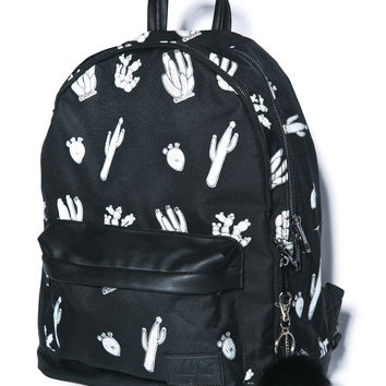 Valfré Cactus Backpack Black One