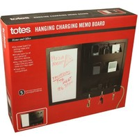 Hanging Charging Memo Board by Totes