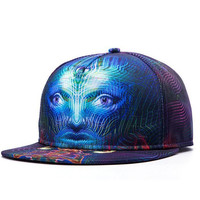 Extraterrestrial Snapback Hat
