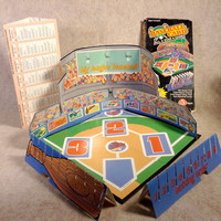 Baseball Card All Star Game by Cap Toys - From 1982 by Mark Hegman