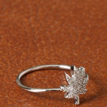 MARY JANE RING - SILVER