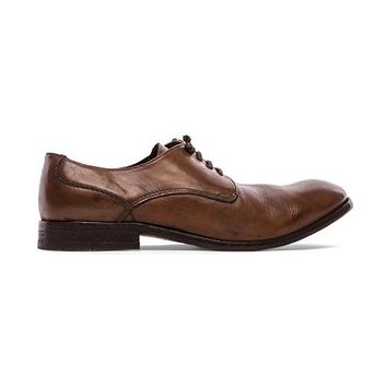 H by Hudson Dylan Oxford in Brown