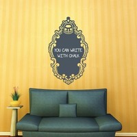 Rococo Style - Wall Decal - Couture Déco