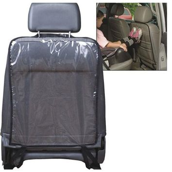 New Hot Car Auto Seat Back Protector Cover Back Seat For Children Babies Kick Mat Protects From Mud Dirt