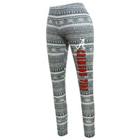 University of Alabama Tribal Leggings