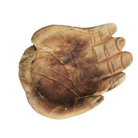 Amazing Wooden Hand Decor - Natural By Benzara