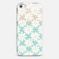 Daisy Dance iPhone 5s case by Micklyn Le Feuvre | Casetagram