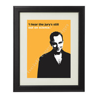 GOB Arrested Development Art Print