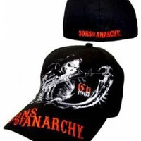 Sons Of Anarchy Hat - Charming Reaper