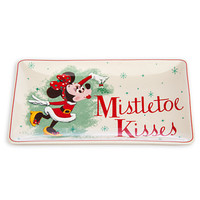 Minnie Mouse Holiday Tray - Small
