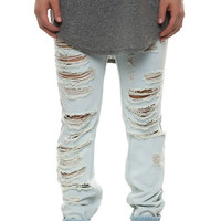 The Georgica White Washed Denim