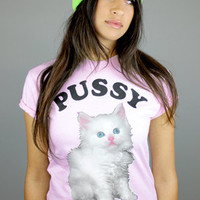 Forever Strung The Pussy Lover Tee : Karmaloop.com - Global Concrete Culture