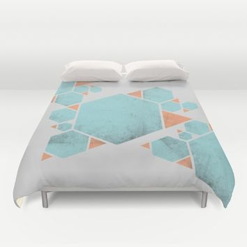 Confidence Duvet Cover by Xiari