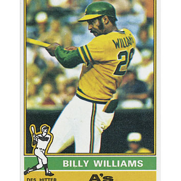 1976 Billy Williams Archive Print #525-No Frame-10.5 x 14