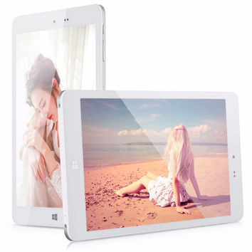 Chuwi Hi8 8inch  Dual Boot Win10 + Android 4.4 Tablets Intel Z3736F Quad Core 2.16GHz IPS Screen With 2GB RAM 32GB ROM Tablet PC