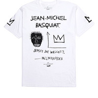 Neff x Basquiat Jersey Joe T-Shirt at PacSun.com