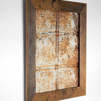 Great Reclaimed Barn Wood   Rustic Wall Art   Unique Wall Decor   Rustic Wall  Decor   Reclai