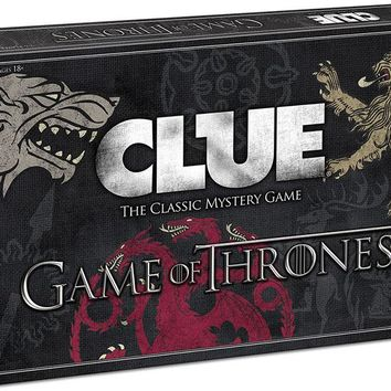 Game of Thrones™ Clue® Board Game