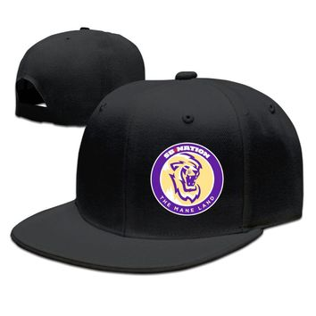 Mls Orlando City Printing Unisex Adult Womens Hip-hop Cap Mens Hip-hop Caps