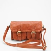 Cooperative Double Pocket Crossbody Bag